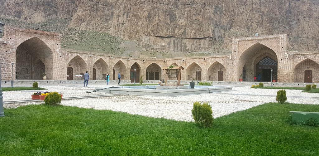 Bistoon - Iran Tour