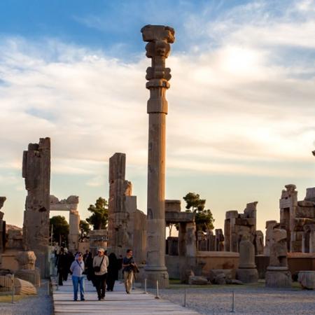 Iran Kulturelle und Historische Reise