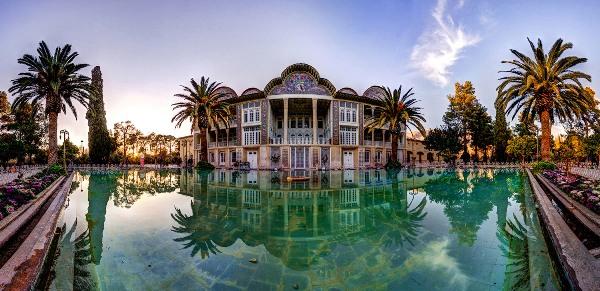 Shiraz.Eram-Garden
