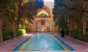 Fin Garden, Kashan, Iran.