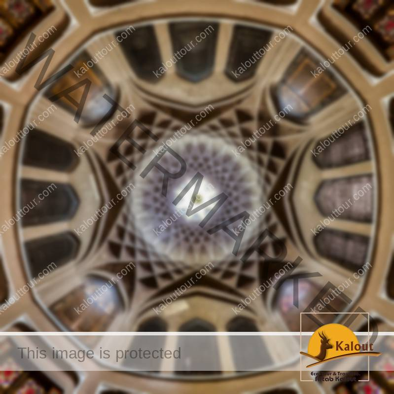 Mesmerizing Mosque Ceilings That Highlight The Wonders Of Islamic Architecture Dowlat Abad Garden