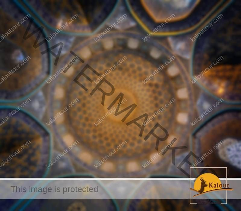 Mesmerizing Mosque Ceilings That Highlight The Wonders Of Islamic Architecture Sheikh Lotfolah mosque