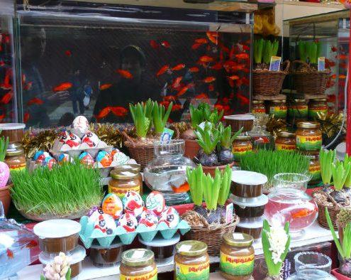 Special Items to Buy for Nowruz Ceremonies