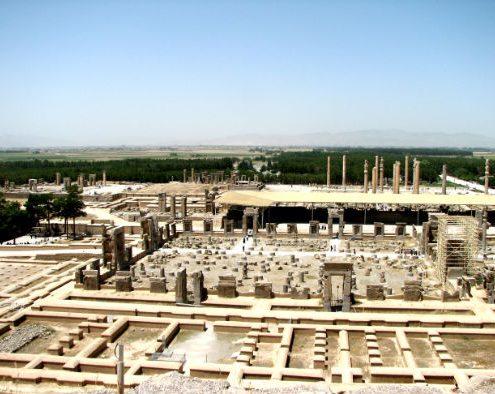Genral View of Part of Persepolis