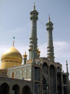 Masoomeh Shrine at Qom