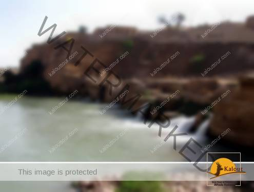 Water Mills at Shushtar built in Sassanian period for producing flour