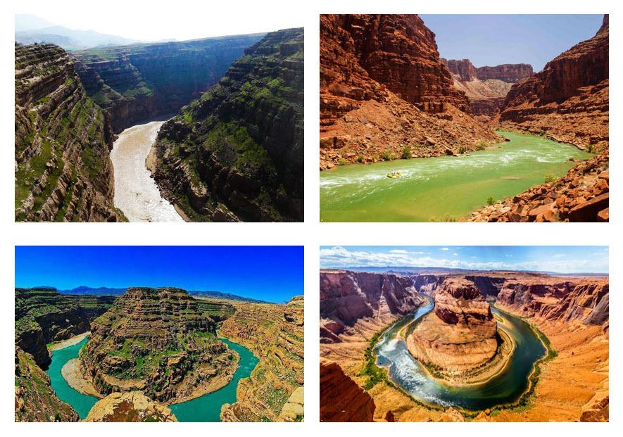 Screw Horseshoe Grand Canyon