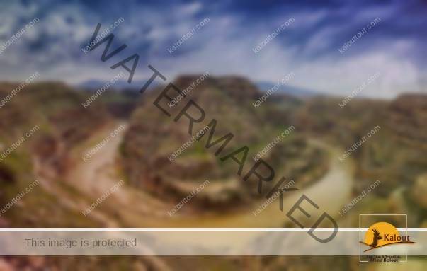 Khazine Valley Lorestan Province