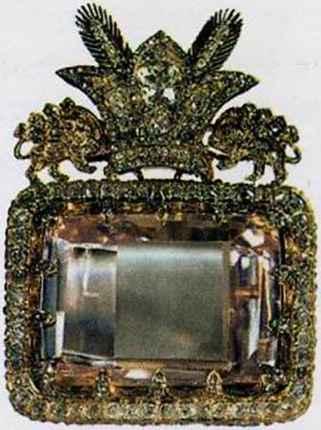 iranian-throne