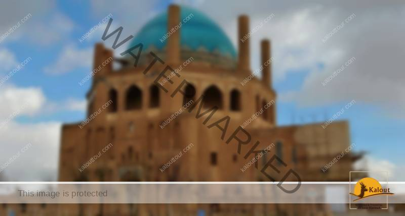 Soltaniyeh-dome-zanjan