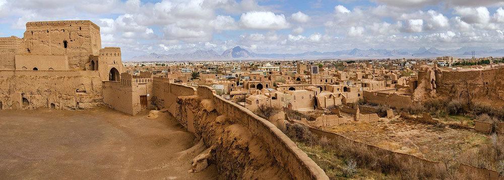 Narin-Castle-of-Meybod-Iran-Cultural-tour-3 Short Trip Iran Classics Tour