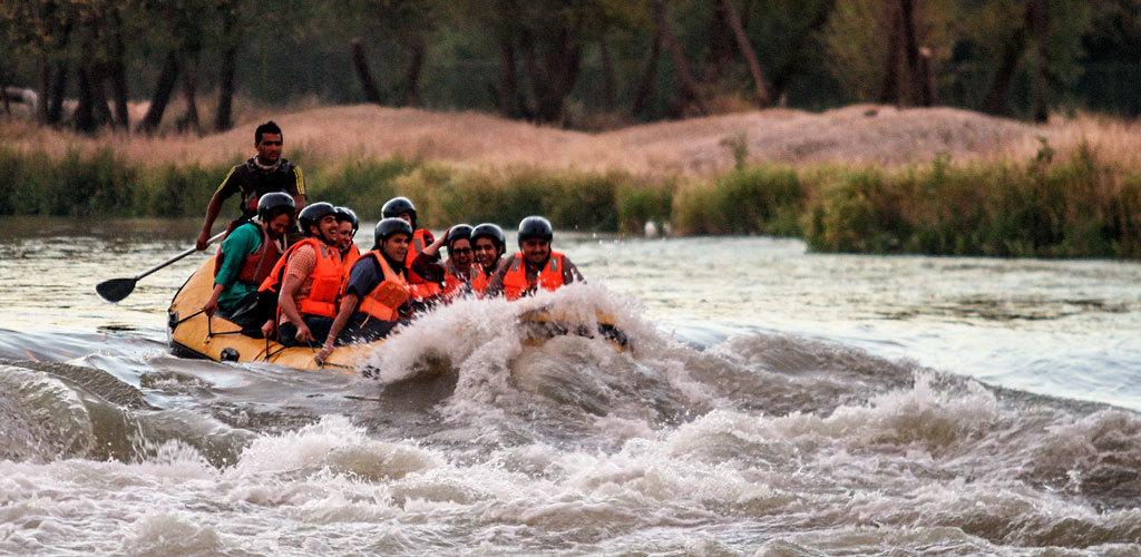 Iran Rafting Tours