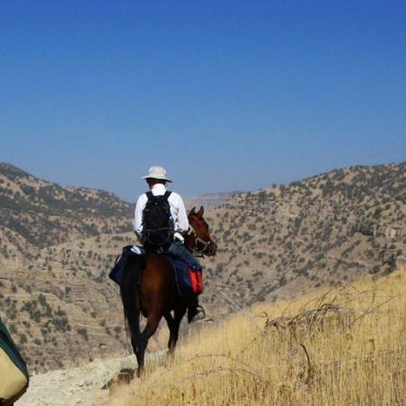 Iran Horseback Riding Tour