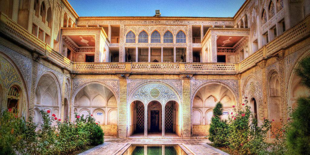 1024-Abasiha-house-kashan-Iran Iran great Classics Tour