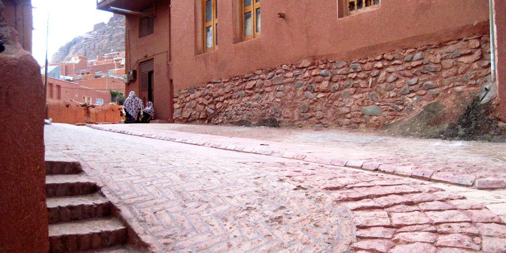 1024-Abyaneh-Kashan-Irabn-Tour Short Iran Classic Trip
