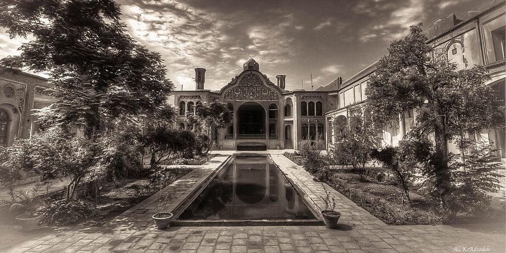 1024-Boroojerdi-house-kashan-iran-tour Iran great Classics Tour