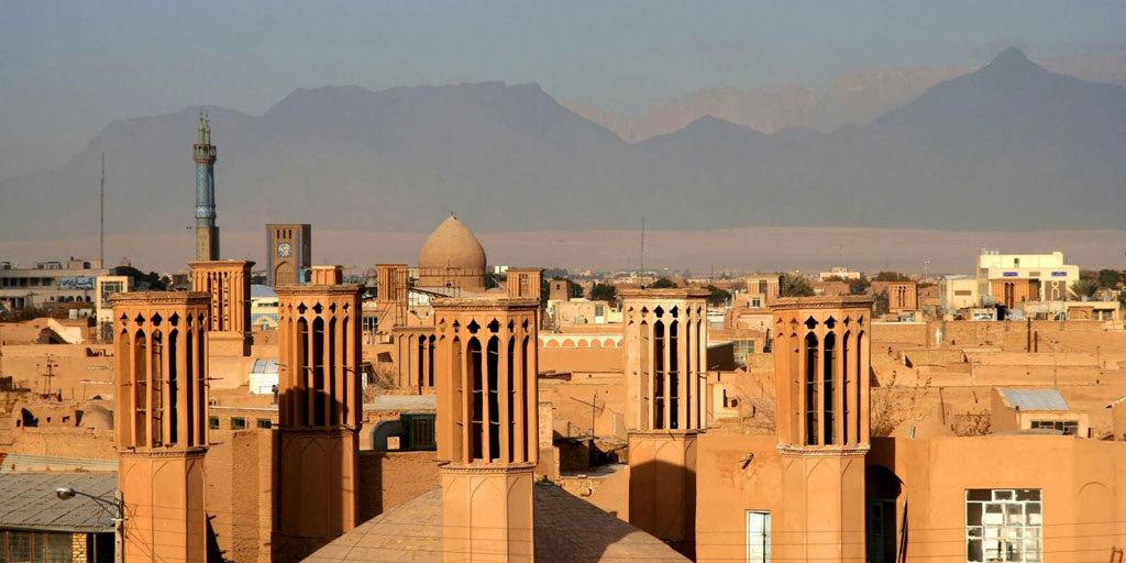 1024-Yazd Short Iran Classic Trip