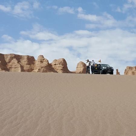 Lut-Desert-Safari-By-KaloutTravel-2016-1-450x450 Iran Amazing Tour   Lut Desert Safari
