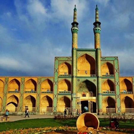 Yazd-450x450 Gorgeous Iran Cultural Tour