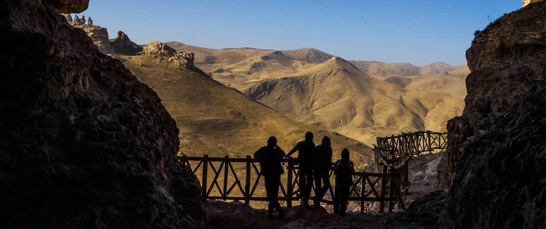 Iran-Caving-Tour-Zanjan-Karaftoo Iran Amazing Caving Tour