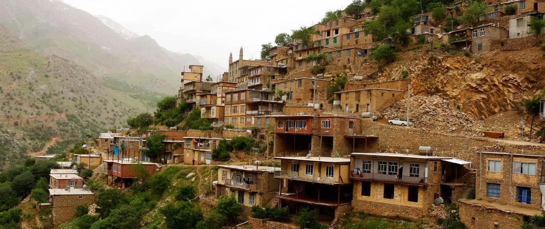 iran-travel-kordestan-Ouraman Iran Amazing Caving Tour