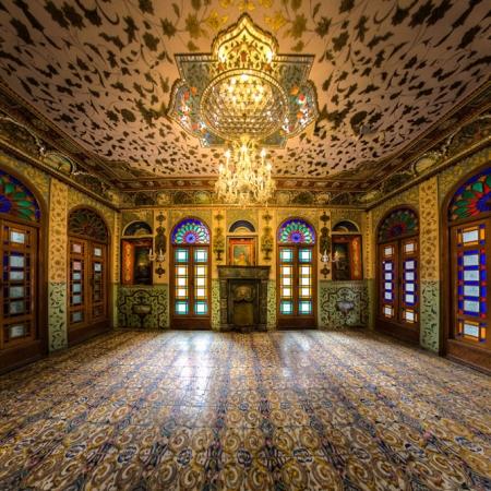 Golestan-palace-tehraan-HD-450x450 Iran Budget Tour