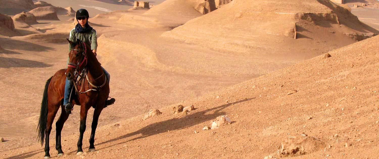 Horse-Lut-Desert-1500-4 Lut Desert Horseback Riding Tour