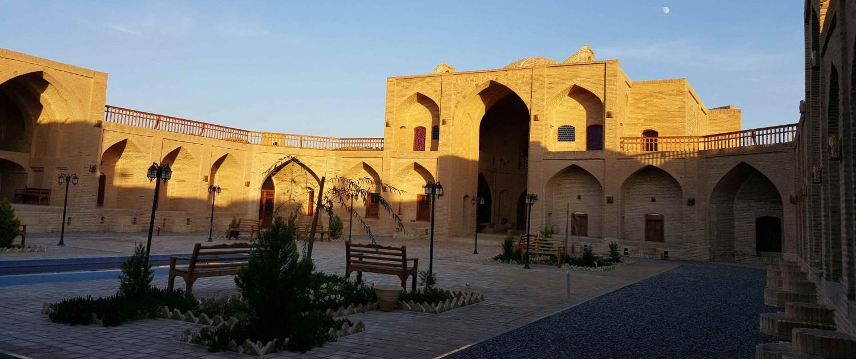 Karvansara-1500x630 Iran Silk Road Tour