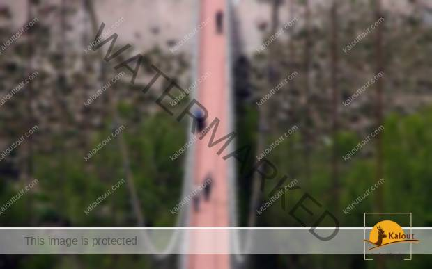 1484343469_663_mideasts-tallest-suspension-bridge-inaugurated-in-meshkinshahr Mideast's tallest suspension bridge inaugurated in Meshkinshahr News