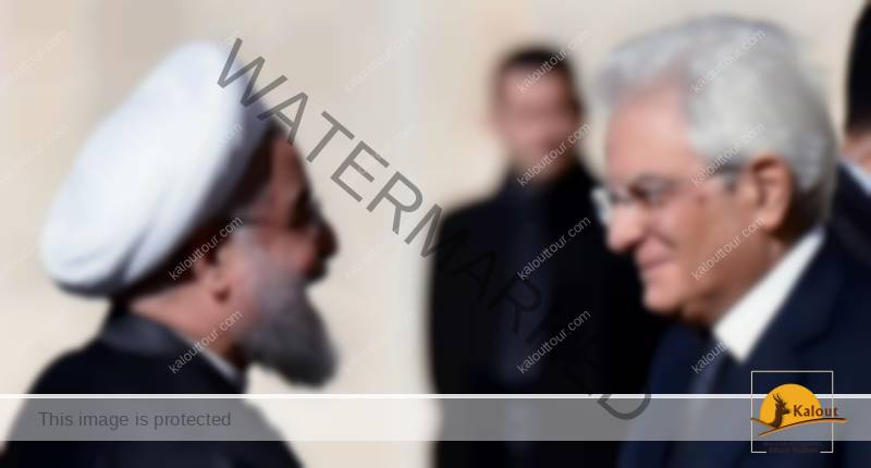 hassan-rouhani-visits-rome-as-iran-seeks-new-business-deals-with-europe Hassan Rouhani visits Rome as Iran seeks new business deals with Europe News