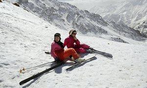 i-feel-freer-here-high-times-on-irans-ski-slopes-travel 'I feel freer here' – high times on Iran's ski slopes | Travel Travel times slopes ski Irans high freer feel