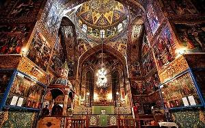 isfahan-armenian-cathedral-among-must-see-stops-for-british-tourists Isfahan Armenian Cathedral among must-see stops for British tourists Isfahan Iran Religion