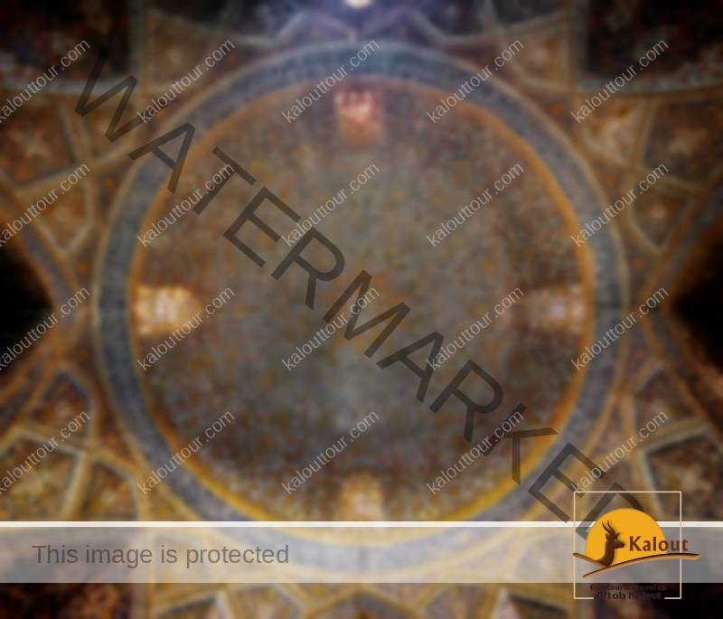 Mesmerizing Mosque Ceilings That Highlight The Wonders Of Islamic Architecture seyed Mosque Isfahan