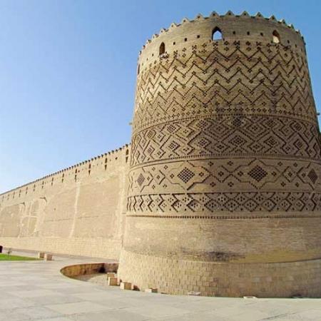 Iran Travel Arg-e-Karim-Khan