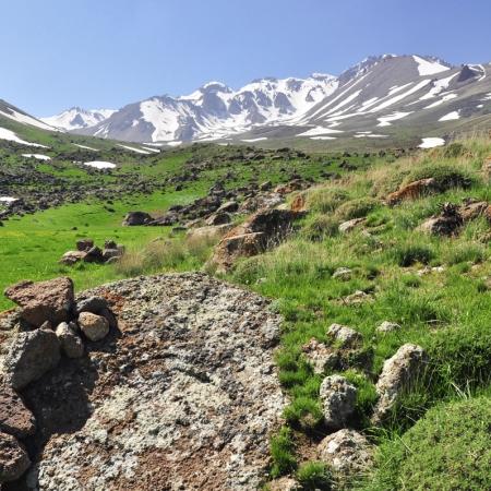 _مسیر_سبلان_Go_to_Sabalan_-_panoramio-450x450 Mount Alam-Kuh Trekking Tour (Hesar Chal)