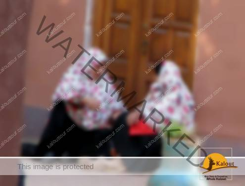 Abyaneh-People-495x375 How to Visit Iran in a Short Time Tour to Iran Tehran Hotels Shiraz Isfahan Abyaneh
