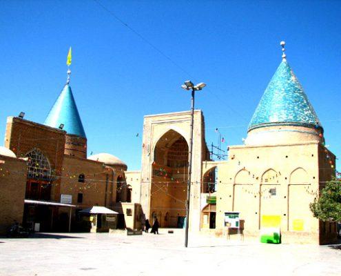 Bayazid-Bastamy-Tomb-495x400 Mysticism & Sufism in Iran Sufism in Iran Semnan Mysticism Islamic Iran Iran