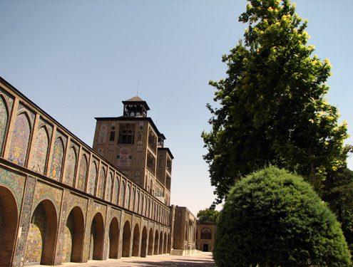 Golestan-Palace-495x375 How to Visit Iran in a Short Time Tour to Iran Tehran Hotels Shiraz Isfahan Abyaneh