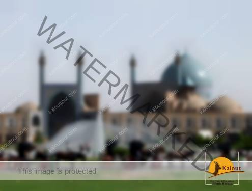 Imam-Mosque-Isfahan-495x375 A Walking Tour of Esfahan in Half a Day Traveling in Iran Tourist Attractions Imam Komeini Square Esfahan