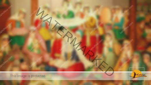 Traditional Ceremonies: Wedding Party