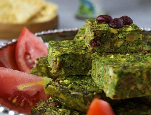 Kookoo-Sabzi-495x376 Kookoo Sabzi  a Quick Vegetarian Iranian Dish Vegetarian Iranian Dish Persian Dish Kookoo Sabzi Iranian Gastronomy Iranian Food Iranian Dish Iran Food