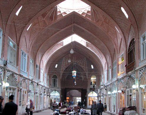 Tabriz-Bazaar-495x390 Include Tabriz Bazaar in Your Tours to Iran tourism Tabriz Bazaar Tabriz Bazaar