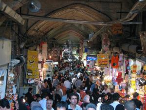 Tehran-Bazaar Bazaars in Iran (Persian Bazaars) Persian Bazaars Bazaars in Iran