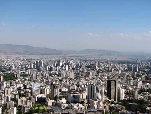 Tehran-View-495x375 How to Visit Iran in a Short Time Tour to Iran Tehran Hotels Shiraz Isfahan Abyaneh