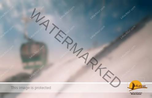 Tochal-Cable-Car-495x319 Best Skiing Opportunity in The Middle East tourism Skiing in Iran Iran Mountain