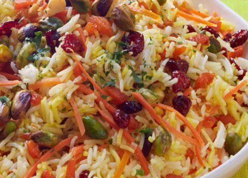 morassa-polo-persian-food-495x354 Morassa Polo  a Persian Food Best Cooked in Shiraz Persian Food Morassa Polo Iran Food