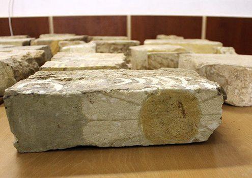 tal-e-ajory-bricks-495x350 Remarkable Discovery of an Achaemenian Gateway Near Persepolis Persian Gardens Persepolis News Iran Empire Archaeological Excavation in Iran Achaemenians