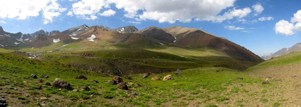 77317837-1 Mount Alam-Kuh Trekking Tour (Hesar Chal)