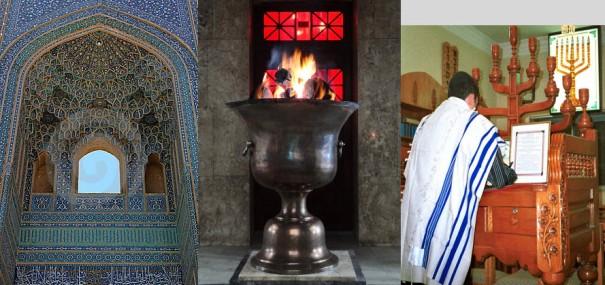 yazd-hosts-3-great-monotheistic-religions Yazd hosts 3 great monotheistic religions Yazd religions monotheistic hosts great