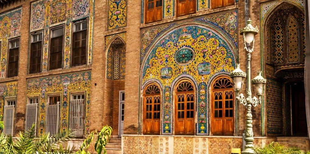 Golestan-Palace-Tehran Iran World Heritage Sites Uncategorized Iran World Heritage Sites Iran Culture